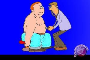 Pola makan sehat bisa terhindar dari obesitas
