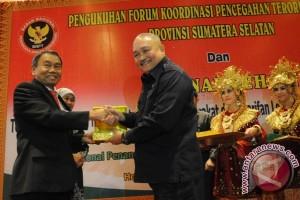 Pengukuhan Forum Koordinasi Pencegahan Terorisme