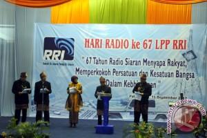HUT Radio ke- 67 LPP RRI
