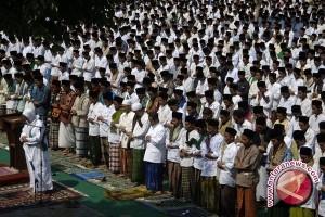 Pemprov Sumsel tarawih bersama selama Ramadhan