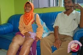 Musi Banyuasin bagikan obat pencegah kaki gajah