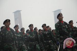 Kodam Sriwijaya berupaya kurangi angka pelanggaran prajurit