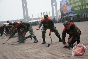 TNI gelar latihan gabungan di Surabaya-Kaltim