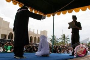 Senator menilai penerapan hukum cambuk di Aceh terkesan pilih kasih