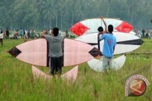 50 klub ramaikan festival layang-layang Pantai Glagah