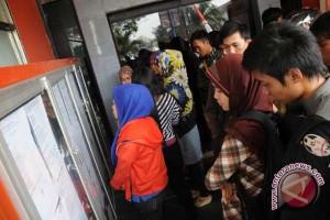 Angka pengangguran di Lampung turun