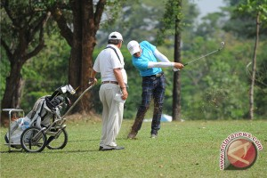 Atlet peringkat dunia golf