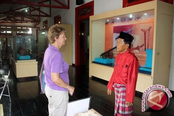 Kunjungan wisatawan mancanegara ke Sumsel menurun