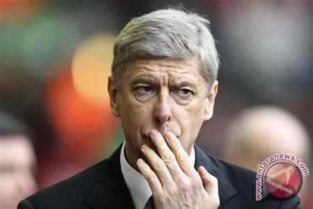 Wenger salahkan wasit terkait kekalahan Arsenal