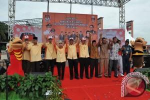 Peluncuran Pemilihan Wali Kota Palembang