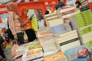 IKAPI: Penjualan buku menurun