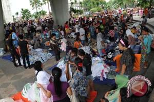 Pemkot Palembang tunda rencana pembangunan tenda pasar