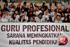 Ratusan Guru SMA/SMK belum terima gaji