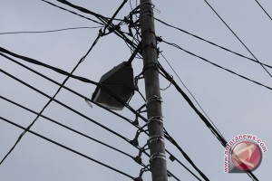 Pemadaman listrik di Sumut lima kali sehari