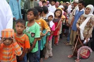 Pertamina RU III santuni 1.000 anak yatim