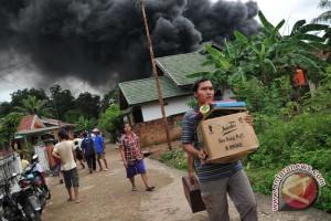 Seorang balita meninggal akibat kebakaran