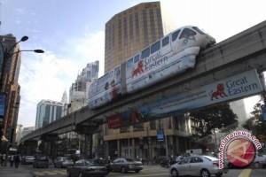 Pembangunan Kereta Api Ringan Palembang Siap Dimulai