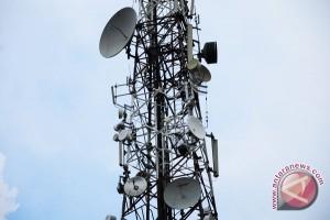 Retribusi tower di Musirawas lebihi target