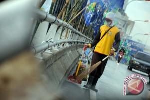 Program Dinas Kebersihan 2016 banyak dibatalkan