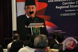 Pertemuan Gubernur se-Sumatera dan Investor China
