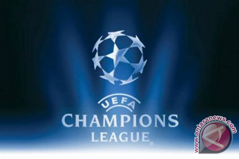 Ringkasan pertandingan Liga Champions