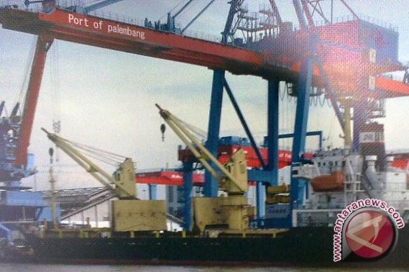 Pelabuhan Boom Baru Palembang terus dibenahi