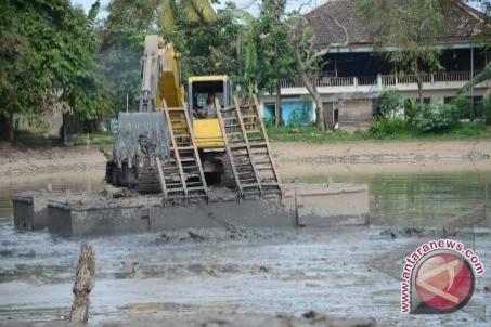 Kolam retensi dibangun di Palembang atasi banjir