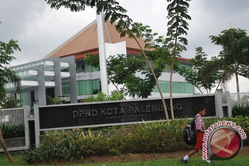 Kursi DPRD Palembang pemilu 2014 tak bertambah