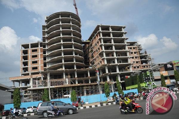 Hunian hotel di Palembang baru 60 persen