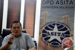 Asita Sumsel promosikan pariwisata ke mancanegara