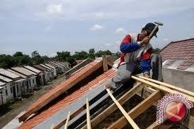 Pemerintah bangun 2.000 unit rumah murah