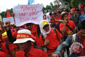 20 ribu buruh KSPI rencanakan demo di Istana