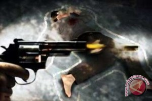 Polisi tembak mati penembak Italia Chandra