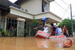 Banjir terjang Kota Bekasi