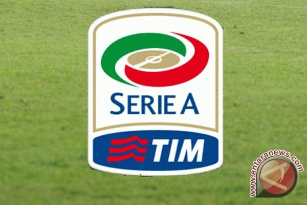 Hasil pertandingna dan klasemen Liga Italia