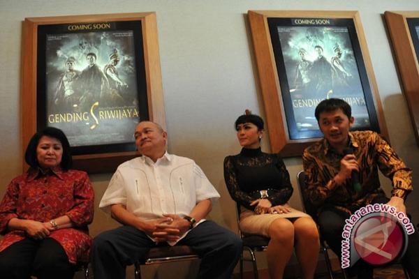Film Gending Sriwijaya tayang perdana di Palembang