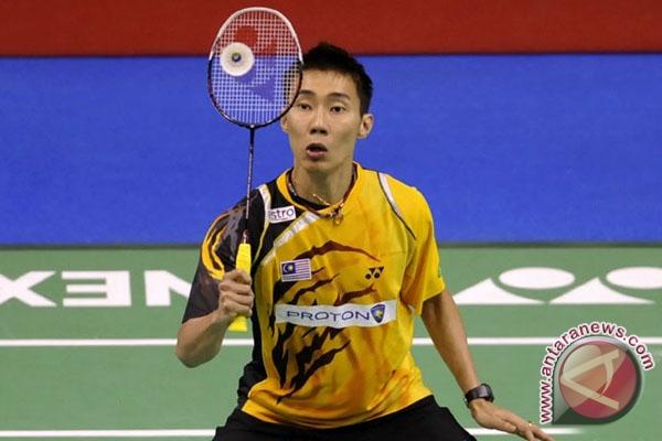 Lee Chong Wei absen di Superliga Badminton