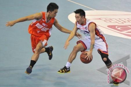 Laga kandang tim basket Indonesia di Palembang  ANTARA