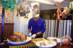 Lomba memasak kuliner tradisional HUT Kota Palembang