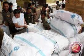 Penyaluran bantuan pangan Palembang capai 80 persen