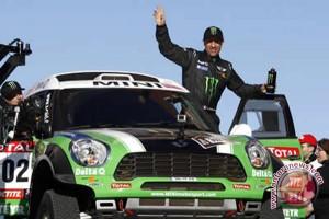 Peterhansel pimpin reli Dakar menuju Bolivia