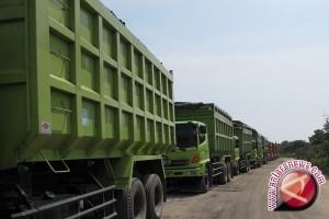 Jalan khusus angkutan batu bara sudah selesai