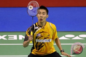 Lee Chong Wei absen di Superliga Badminton