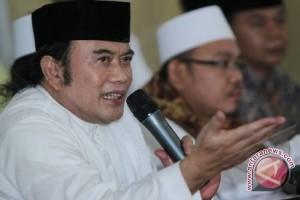 Prabowo kunjungi Rhoma Irama di kediamannya