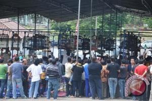 Para  kicaumania berkumpul di Kebun Raya Bogor