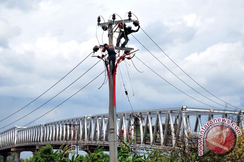 PLN bangun tol listrik tingkatkan keandalan Sumatera