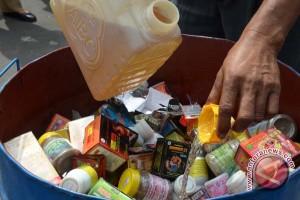 Disperindag Musirawas sita makanan mengandung bahan pengawet