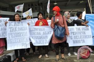 Ratusan warga Jambi protes PT PetroChina