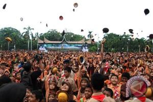 Kasal: Pramuka harus kenali geografi Indonesia