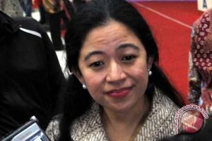 Puan: Pengerjaan infrastruktur Asian Games 38,18 persen